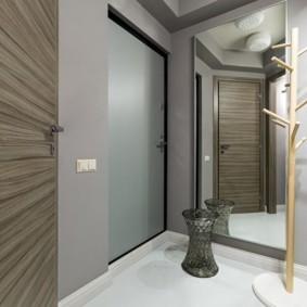 коридор с потолком из гипсокартона идеи вариантов
