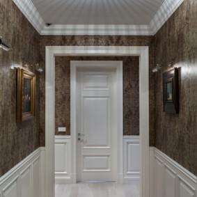 коридор в квартире декор