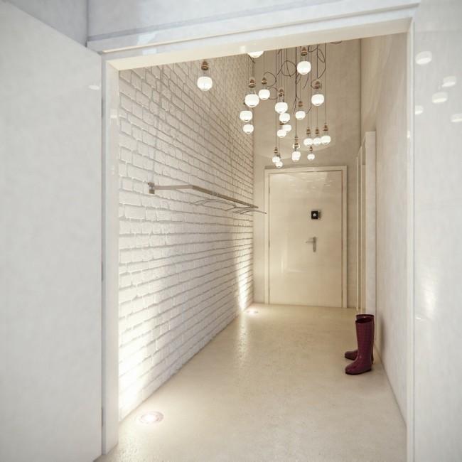 коридор в квартире фото декора