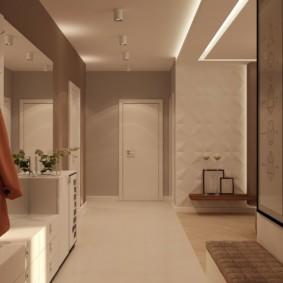 коридор в квартире идеи декор