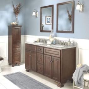 коврики для ванной комнаты идеи дизайна