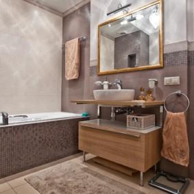 коврики для ванной комнаты фото дизайн