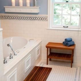 коврики для ванной комнаты фото обзор