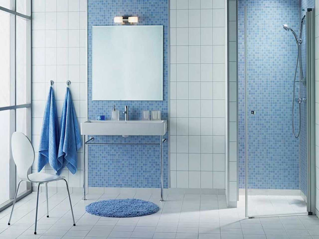 коврики для ванной комнаты идеи