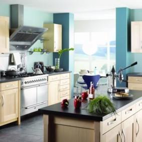 современная кухня 2019 фото дизайн