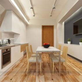 современная кухня 2019 идеи интерьер