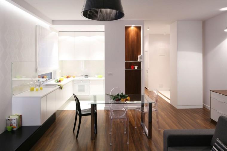 кухня без окон фото дизайн