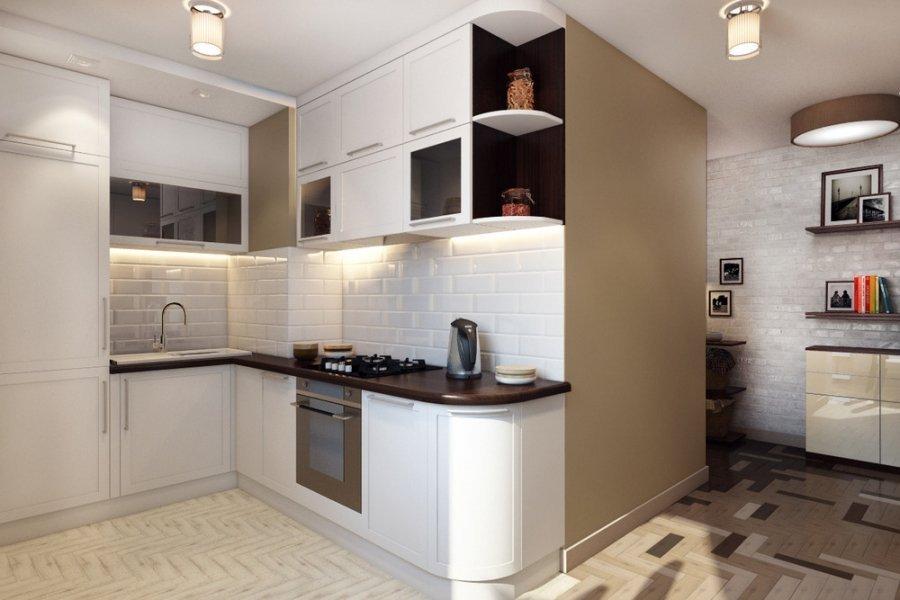 кухня прихожая декор фото
