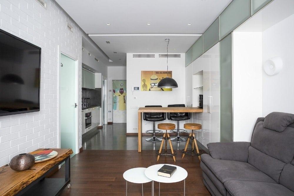 кухня прихожая идеи дизайна
