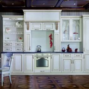 кухня с патиной идеи