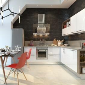 современная кухня 2019 виды дизайна
