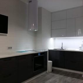 кухня без окон варианты идеи