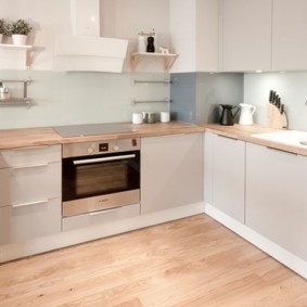 кухня без окон виды идеи