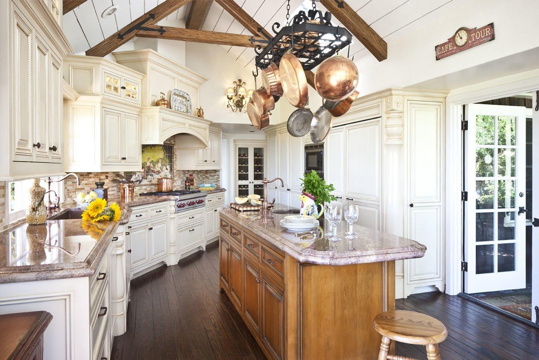кухня прихожая декор