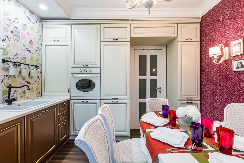 кухня прихожая фото декор