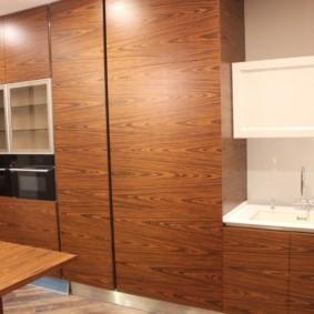кухня прихожая фото декора