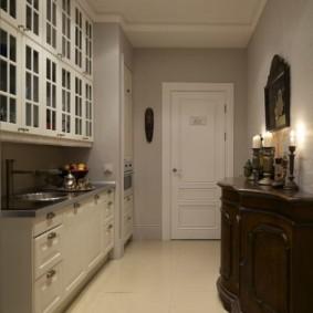 кухня прихожая идеи интерьер