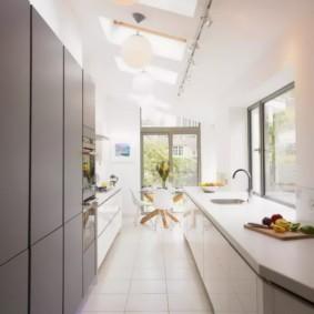 кухня прихожая варианты идеи