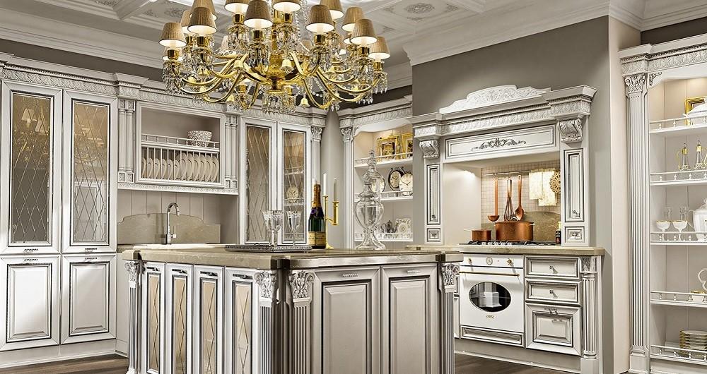 кухня с патиной фото дизайн