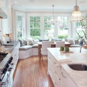 кухня с патиной фото оформление