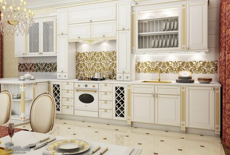 кухня с патиной идеи декора