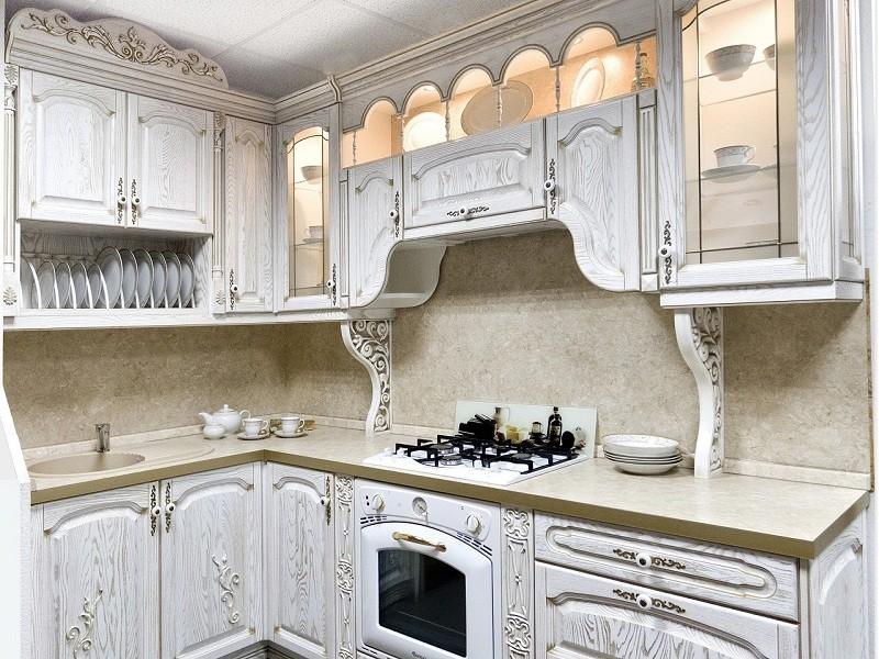 кухня с патиной идеи дизайн