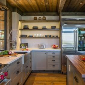 кухня с патиной варианты идеи