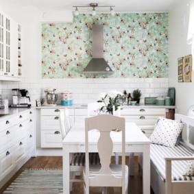 кухонная скамья фото дизайна