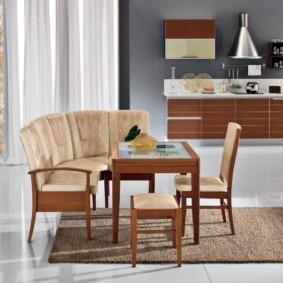 кухонная скамья декор идеи