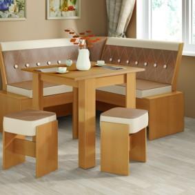кухонная скамья идеи декор