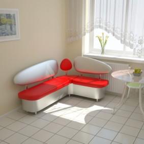 кухонная скамья идеи оформление