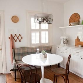 кухонная скамья обзор