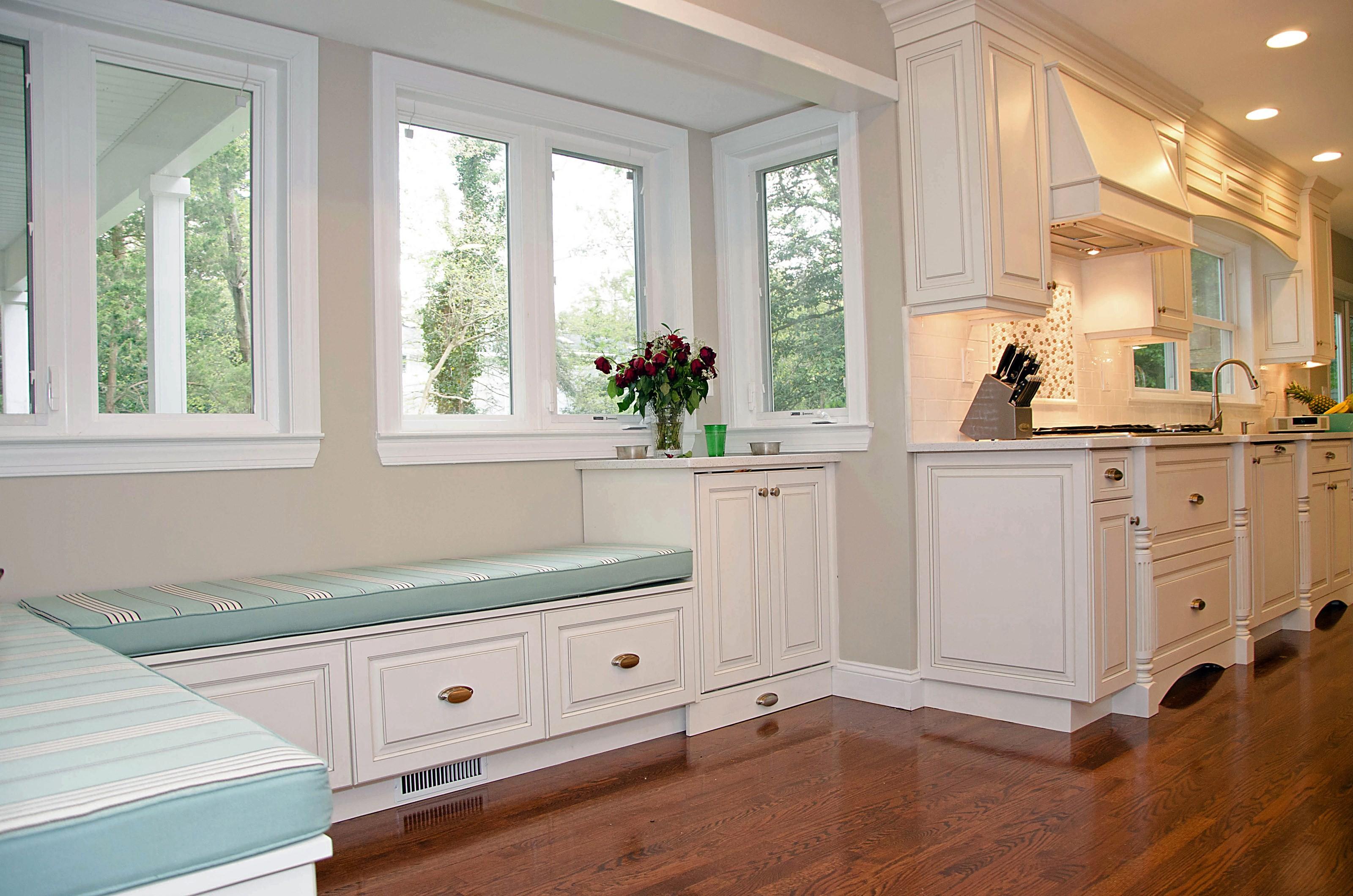 кухонная скамья прованс