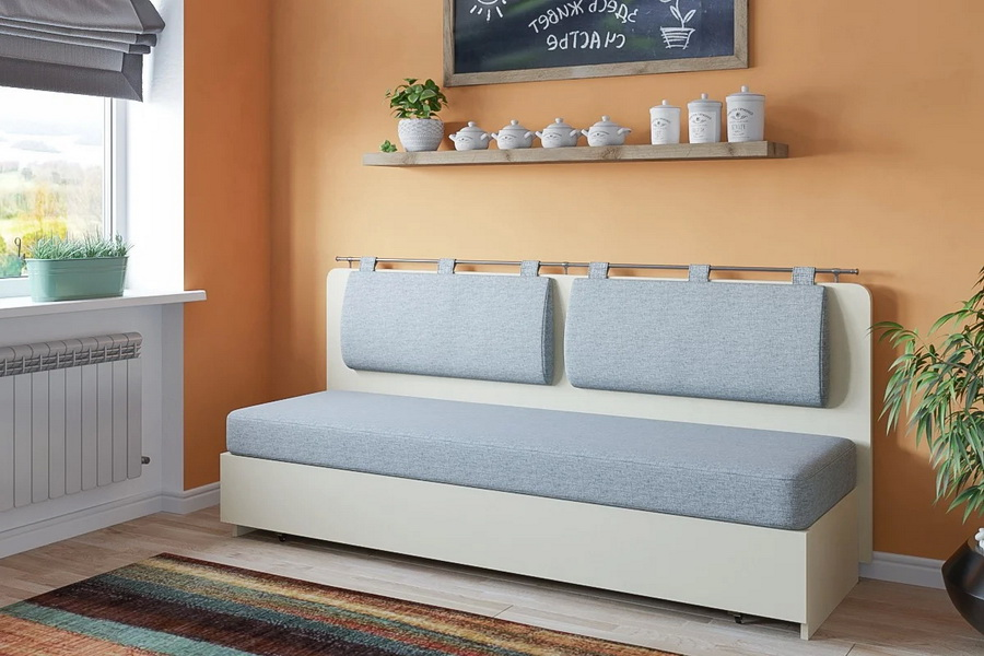 кухонная скамья со спальным местом
