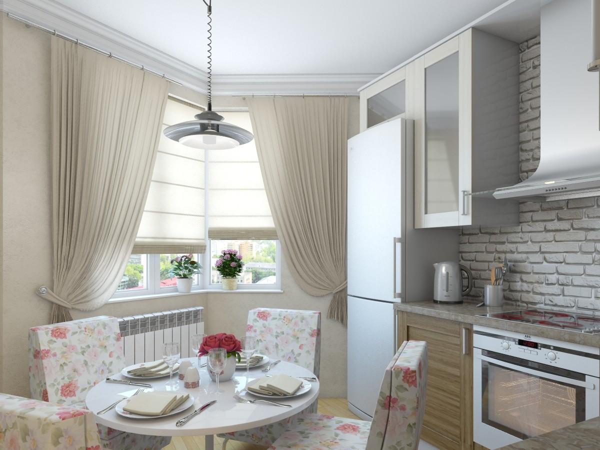 маленькая кухня дизайн