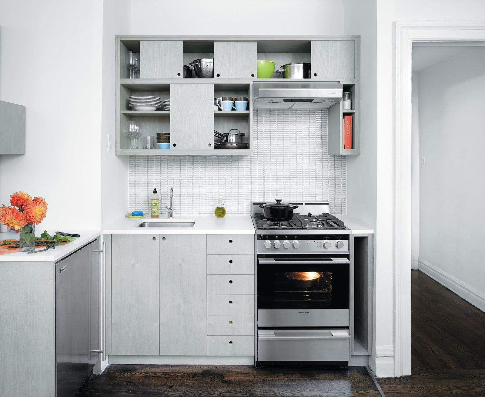 маленькая кухня фото декор