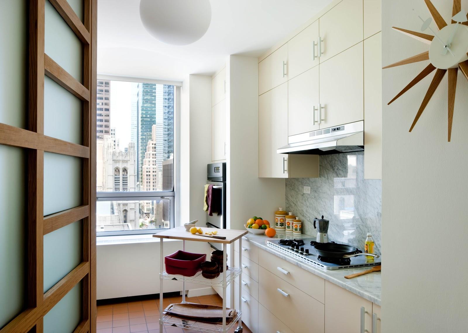 маленькая кухня фото декора