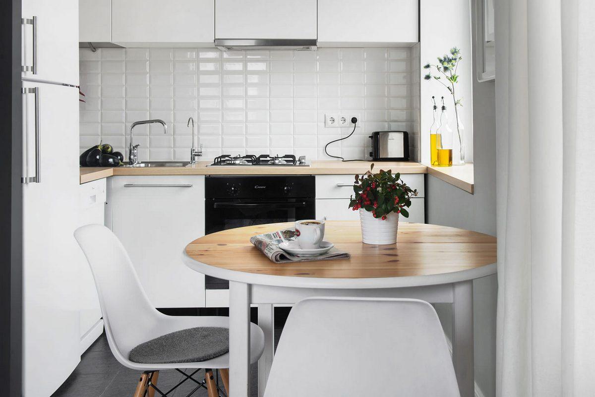 маленькая кухня фото вариантов