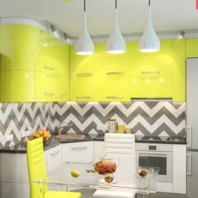 маленькая кухня идеи дизайн