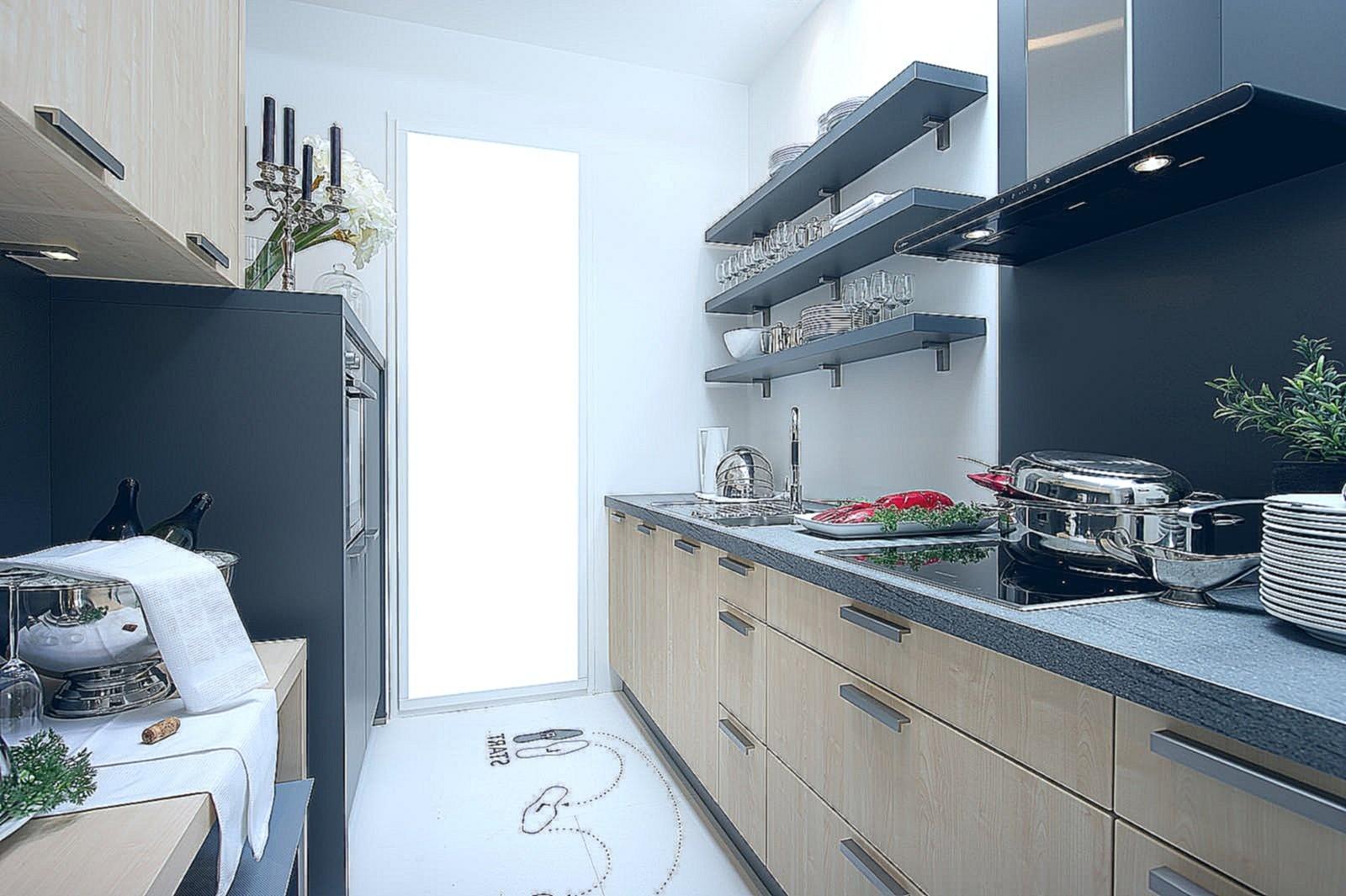 маленькая кухня идеи