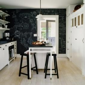 маленькая кухня виды фото
