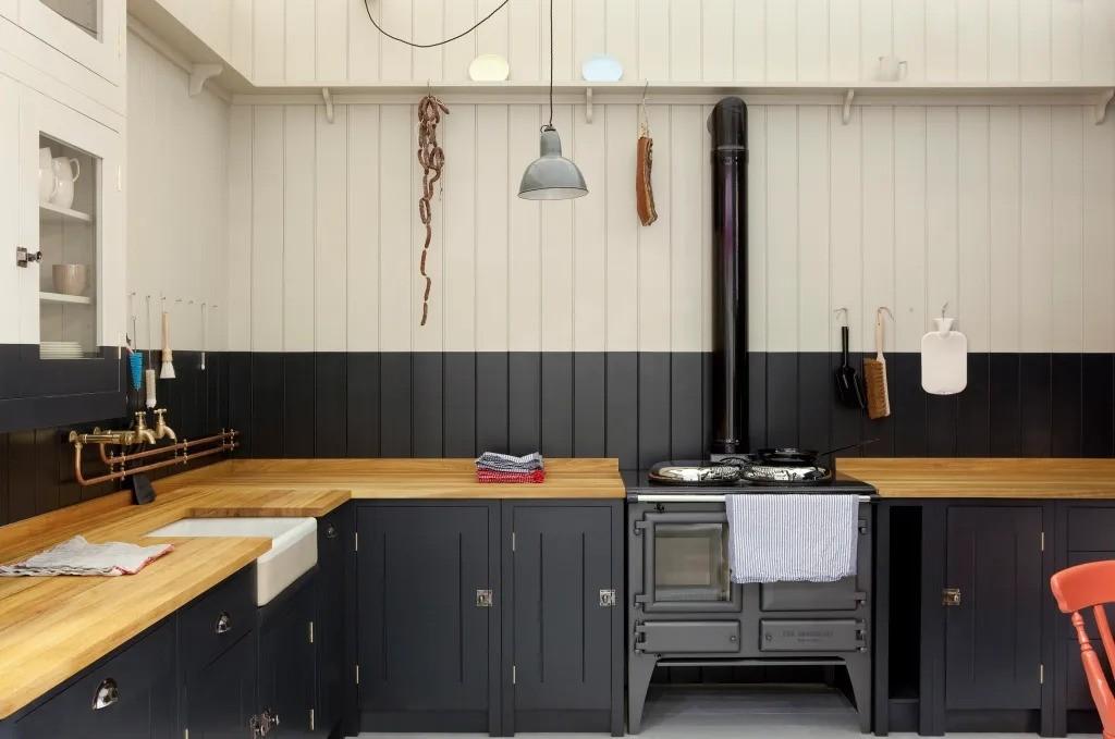 мдф панели на кухне фото