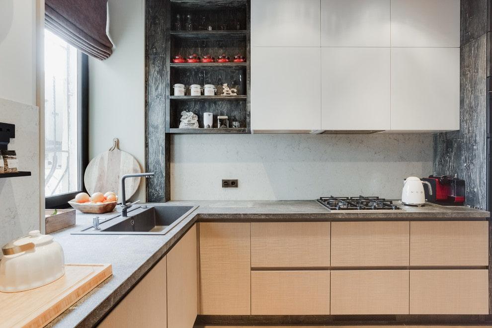 мойка для кухни из искусственного камня фото дизайн