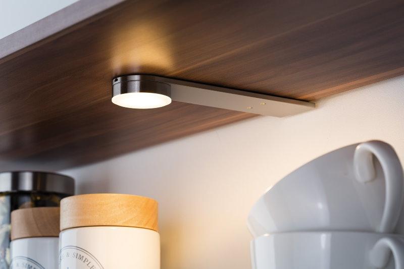 Накладной точечный светильник для рабочей зоны кухни