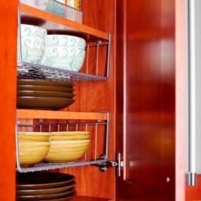 организация пространства на кухне идеи декора