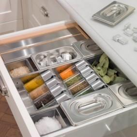 организация пространства на кухне идеи оформление