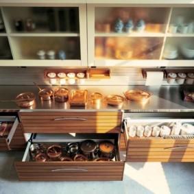 организация пространства на кухне идеи оформления