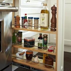 организация пространства на кухне варианты идеи