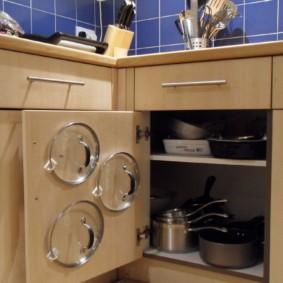 организация пространства на кухне идеи варианты