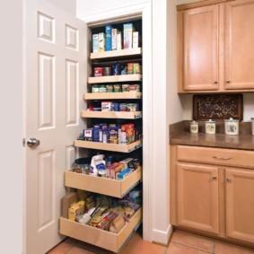 организация пространства на кухне виды оформления